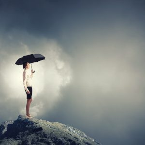 Anxiety Storm's Edge Therapy