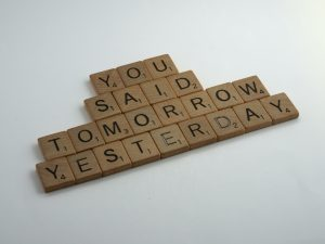 Is Procrastination Limiting Your Progress? Storm's Edge Therapy